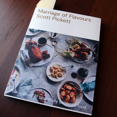 Book review - Marriage of Flavours