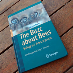 The buzz about bees - book review