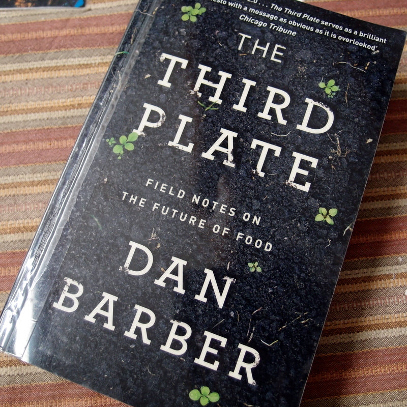 Book review - The Third Plate