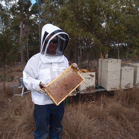 Where can you get pure raw Australian honey?