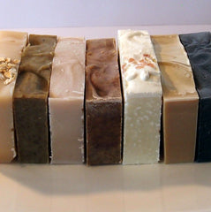 Why use natural soaps and salves?