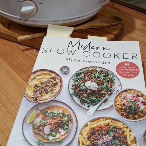Book review: Modern Slow Cooker