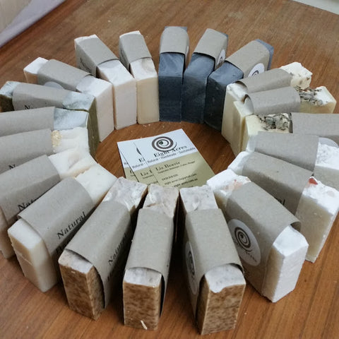 eight acres - six facts about handmade natural soap