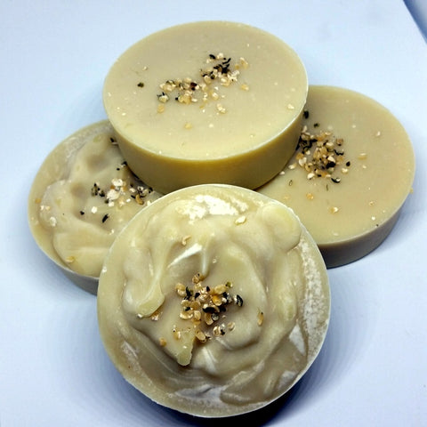 LIMITED EDITION: Honey and Hemp Natural Soap