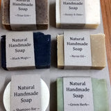Labels for custom soap