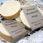 LIMITED EDITION: Mango & Coconut Smoothie Natural Soap