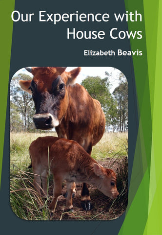 eBook - Our Experience with House Cows
