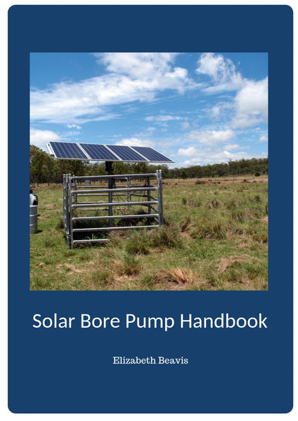 eBook - The Solar Bore Pump Handbook