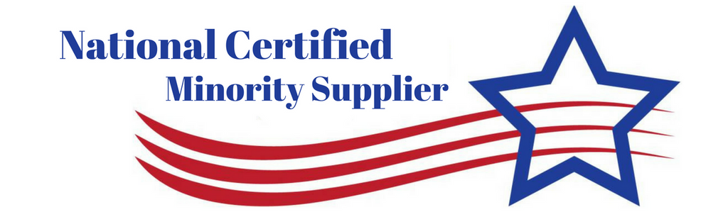 National Certified Minority Supplier
