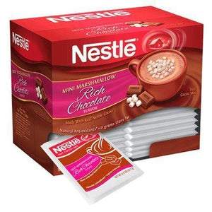 Nestle Hot Cocoa Mini Marshmallow 50 count box