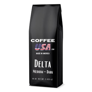 Delta Force Coffee (Medium-Dark)