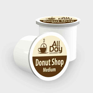 Donut Shop - Single Cups