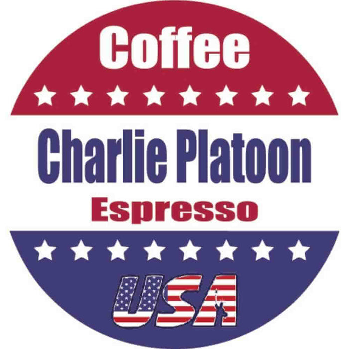 Charlie Platoon (Espresso) - Single Cups