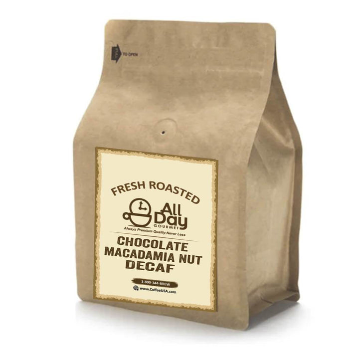 Chocolate Macadamia Nut Decaf - Fresh Roasted