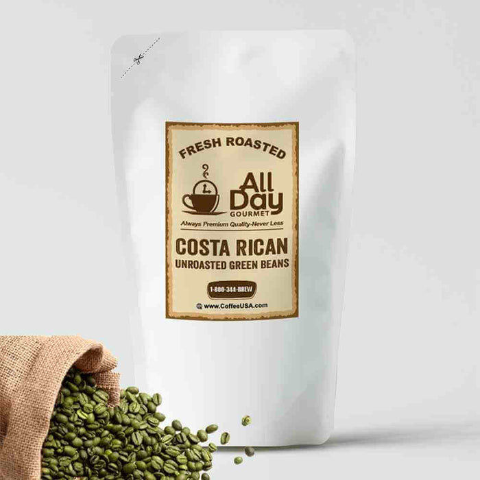 Costa Rican Raw Green Beans
