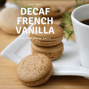 Fresh Roasted - French Vanilla Decaf