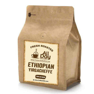 Ethiopian Yirgacheffe - Fresh Roasted