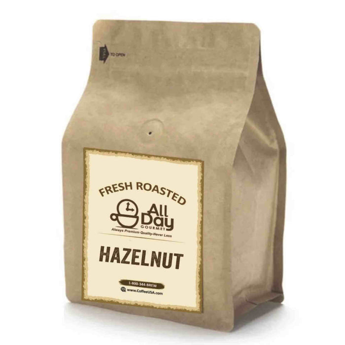 Hazelnut - Fresh Roasted