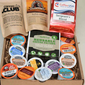 K-Cup Coffee Gift Box
