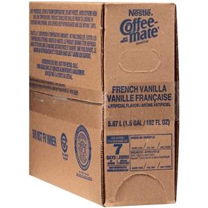 Coffee-mate French Vanilla Cold Creamer 1.5 gallon