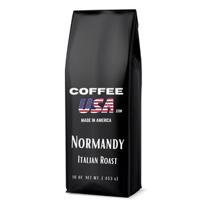 Normandy (Italian Roast) Coffee