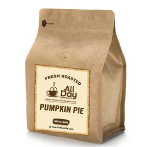 Pumpkin Pie - Fresh Roasted