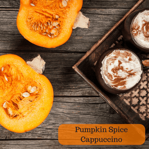White Bear Pumpkin Spice Cappuccino, 2lb Bag