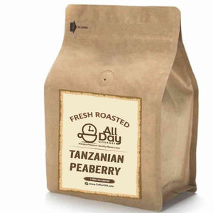 Tanzanian Peaberry - Fresh Roast