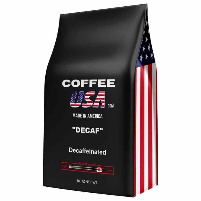 Decaf Coffee (Decaffeinated Coffee)