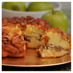 Granny Smith Apple Coffee Cake
