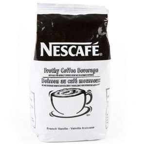 Nescafe Cappuccino Mix - French Vanilla - 2lb Bags