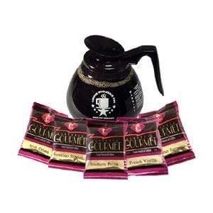 All Day Gourmet Flavored Coffee - Jamaican Wave - 24 / 1.75oz Pillow Pack