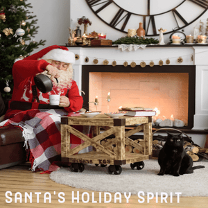 Fresh Roasted - Santa's Holiday Spirit