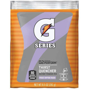 Gatorade Instant Powder Mix - Riptide Rush - 8.5oz Package (1 Gallon)