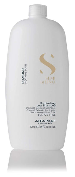 AlfaParf Semi Di Lino Diamond Illuminating Shampoo 250ml-1liter
