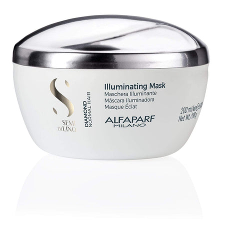 AlfaParf Semi Di Lino Diamond Illuminating Mask 200ml-500ml best shampoo and conditioner for frizzy
