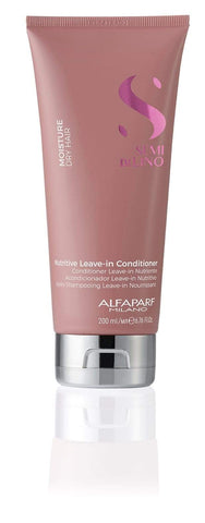 AlfaParf Semi Di Lino Moisture Nutritive Leave-in Conditioner (For Dry Hair) 250ml-1liter best shampoo and conditioner for frizzy