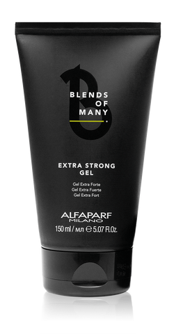 Alfaparf Milano Blends Of Many Extra Strong Gel (150ml) best shampoo and conditioner for frizzy