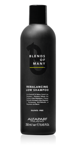 Alfaparf Milano Blends Of Many Rebalancing Low Shampoo (250ml) best shampoo and conditioner for frizzy