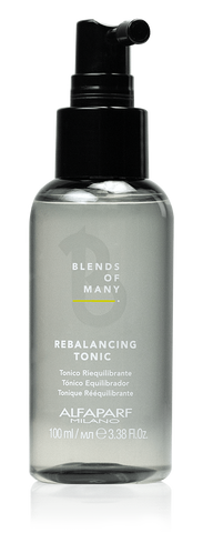Alfaparf Milano Blends Of Many Rebalancing Tonic (100ml) best shampoo and conditioner for frizzy