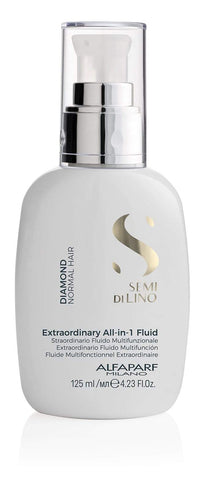 AlfaParf Semi Di Lino Diamond Extraordinary All-in-1 Fluid (For All Hair Types) 125ml best shampoo and conditioner for frizzy