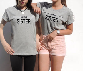 Best Friend Sister BFF Shirt