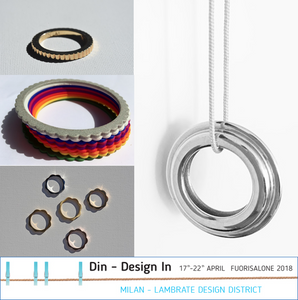 A Wrap up of V DESIGN LAB Jewellery at Milan Design Week 2018
