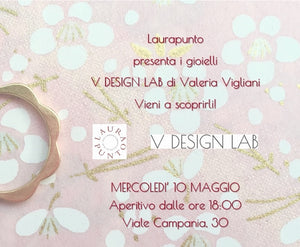 V DESIGN LAB Vernissage Launch in Milan