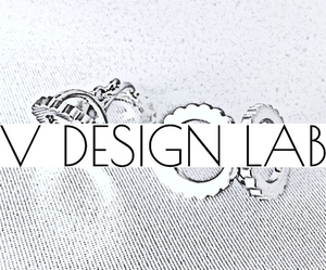 V DESIGN LAB Jewellery also available for Men!