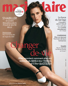 V DESIGN LAB Jewellery featured on Marie Claire Suisse
