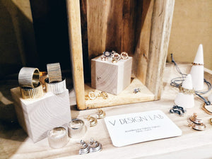 V DESIGN LAB Jewellery scelta come idea di Shopping da Valeria Crescenzi