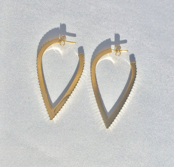 V DESIGN LAB Pinnacle Earrings