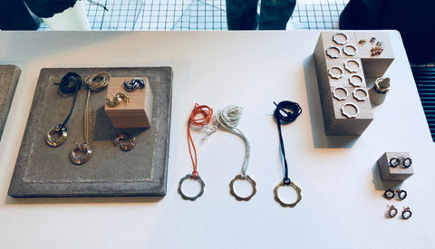V DESIGN LAB Jewellery at Zämä Zurich
