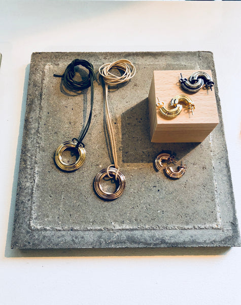 New PNEUS Collection by V DESIGN LAB Jewellery at Zämä Zurich